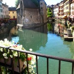 Falling in love with jolie Annecy, the Venice of the Alps