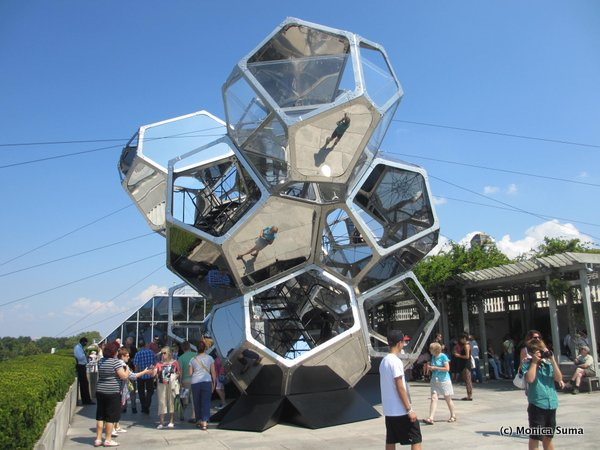 Tomás Saraceno on the Roof: Cloud City at the Met