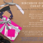 Holiday travel 101: Gift shopping made easy with Birchbox