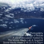 Social Media Week: Travel photography in the age of Mobile