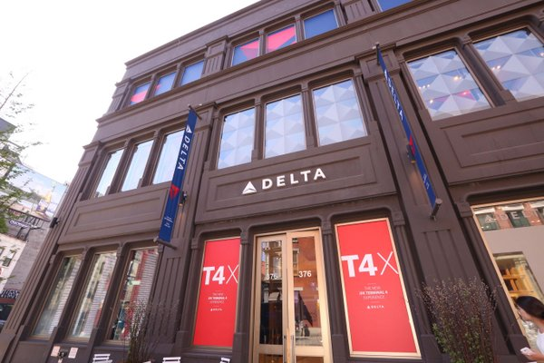 Delta T4X Pop-up Soho