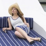 Travel fashion: summer sailing in Jia Collection
