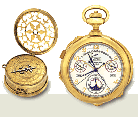 Early watches Patek Philippe Museum