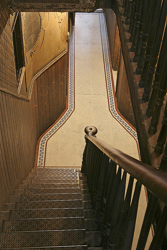 Staircase Tenement Museum