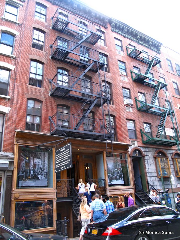 Tenement Museum 97 Orchard Street