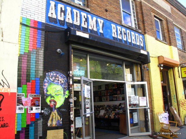 Academy Records Williamsburg
