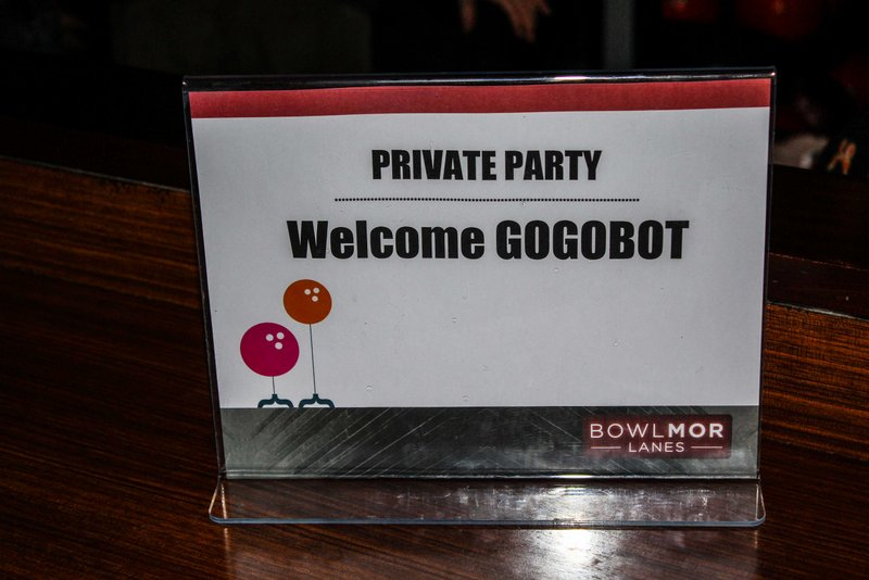 Gogobot NYC at the Bowlmor Lanes