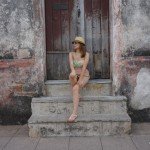 The colors of Cuba. And how to play dress up