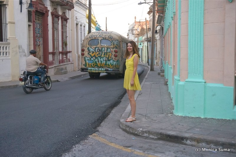 The streets of Camagüey