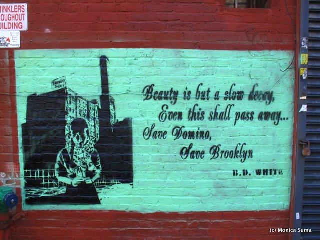 Street Art At Its Best Murals Of Williamsburg Monica Suma